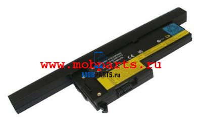Аккумулятор для ноутбука IBM ThinkPad X60s X61s series 14.8V 4400mAh PN: ASM 40Y6999 40Y7001 FRU 92P